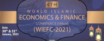 4th WIEFC; An International Conference 2021